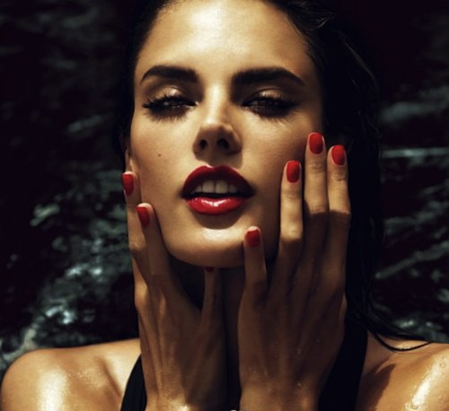 red lip 3