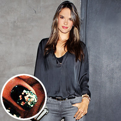 Get The Look - Alessandra's Mani(s)