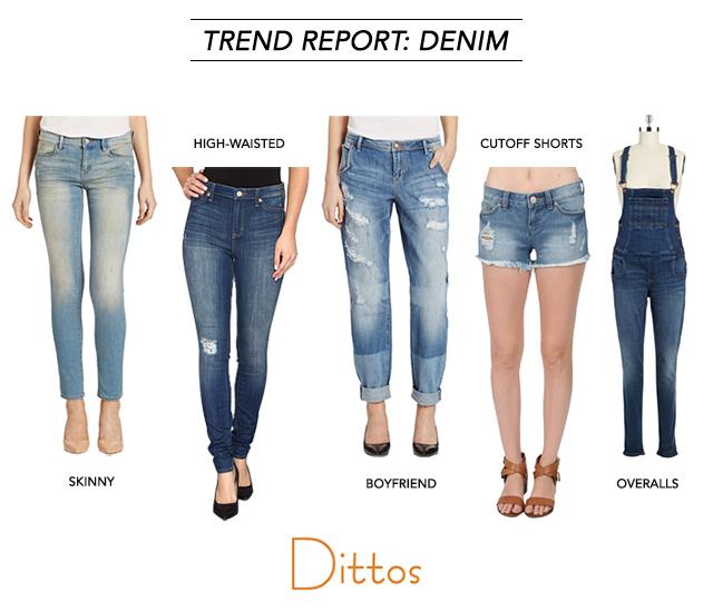 Trend Report- Denim with Dittos