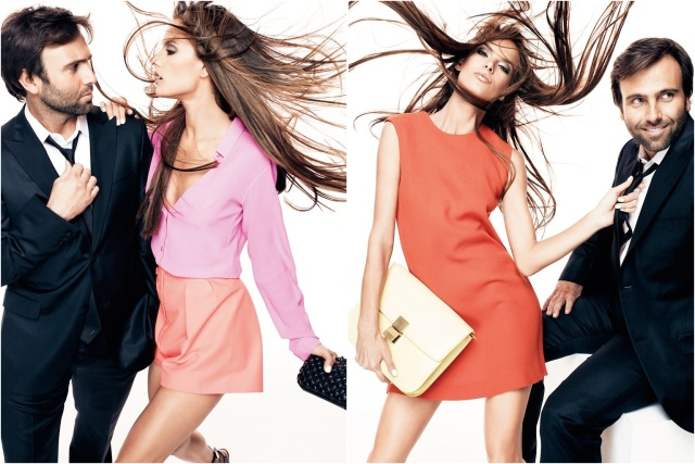 Alessandra Ambrosio & Jamie Mazur - Vogue Germany, June 2011