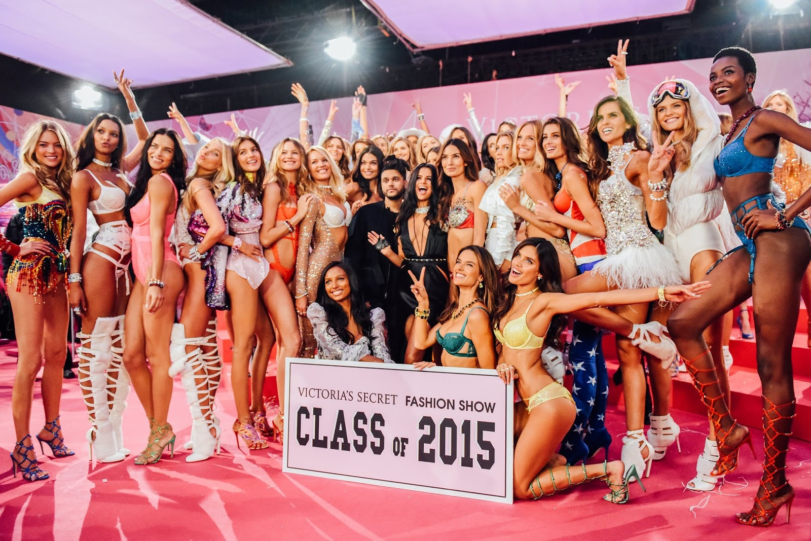 Ale 2015 Victoria S Secret Fashion Show