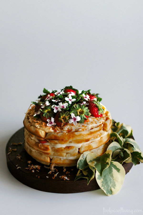 Strawberry-Waffle-Cake-with-Coconut-Creme-Frosting-02
