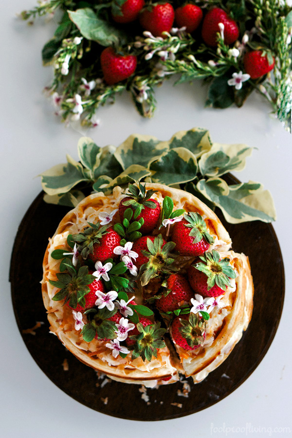 Strawberry-Waffle-Cake-with-Coconut-Creme-Frosting-03